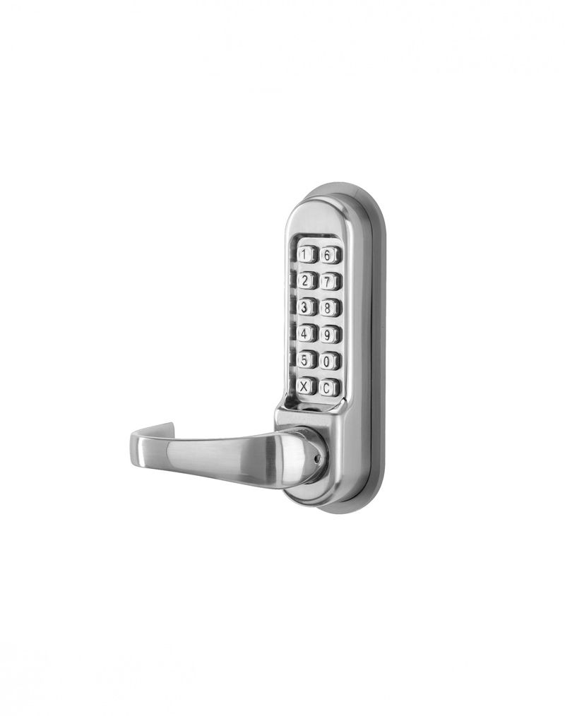 commercial locksmiths Leicester keypad lock version
