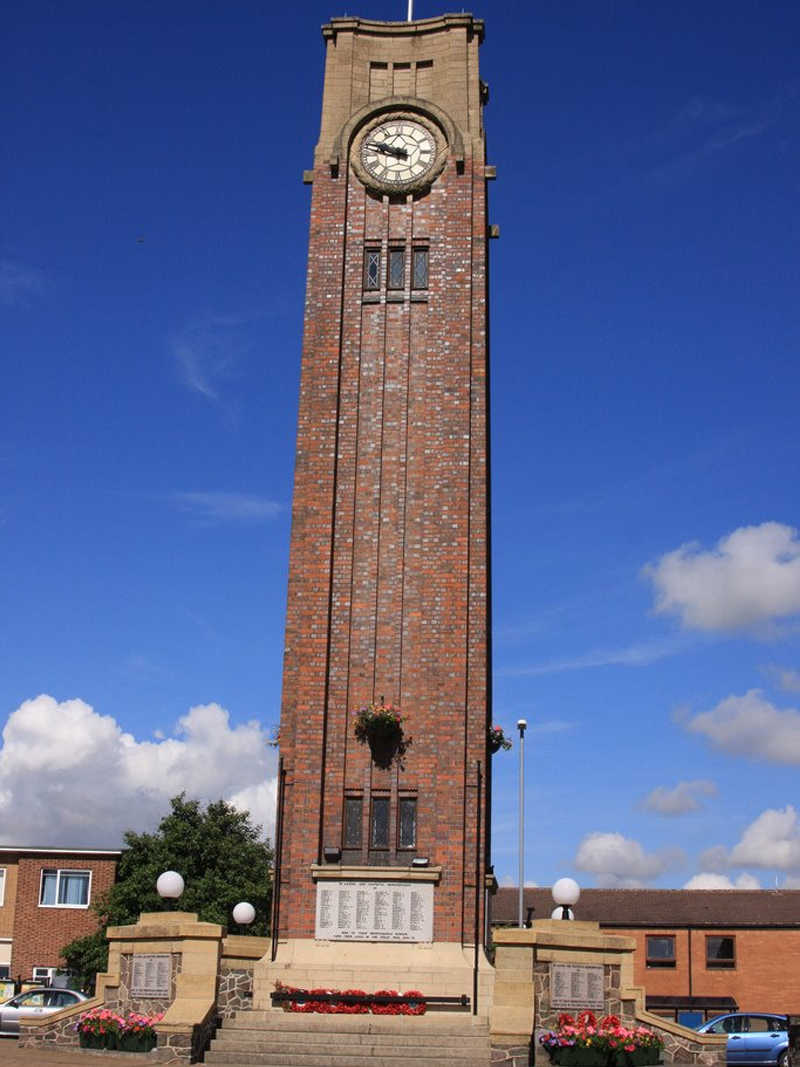 Clock Tower Coalville locksmith